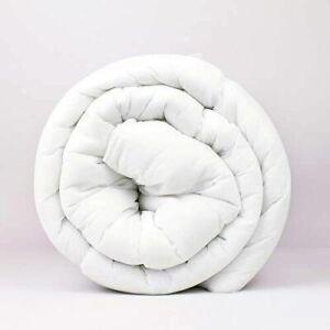 Duvet Extra Warm 15 Tog Non Allergenic Hollowfibre Quilt