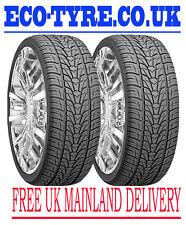 2X Tyres 265 60 R18 110H XL Roadstone Roadian HP H/P M+S C B 75dB