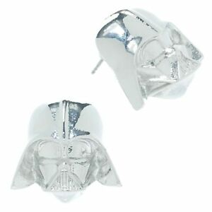 Space Action Syfy Movie Star Wars Sith Lord Darth Vader Earrings