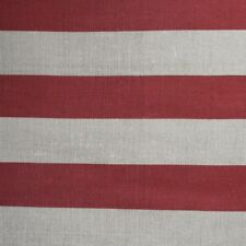 100% Silk Fabric Curtains, Cushions, Costumes 130cm Wide Red