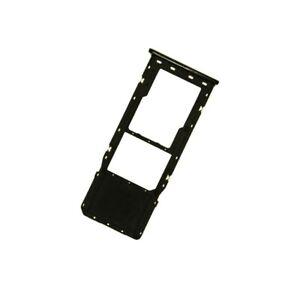 Single Black Micro SD Sim Card Tray Replacement for Samsung Galaxy A12 SM-A125U