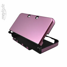 Alu Hardcase Schutzhülle Cover Bumper NEU&OVP [LIGHTPINK] f Nintendo New 3DS