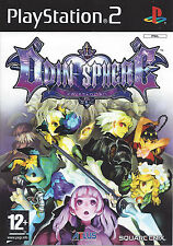ODIN SPHERE for Playstation 2 PS2 - with box & manual - PAL