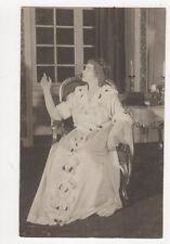 Actress / Singer Austria Vintage RP Postcard 373a