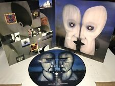 PINK FLOYD, THE DIVISION BELL,180 GRAM PICTURE DISC VINYL LP, GATEFOLD W/INSERT