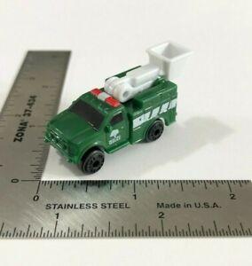 Micro Machines 2020 Hasbro Micro Tree Service Truck w/ Bucket Extender NEW