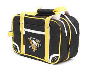 Pittsburgh Penguin NHL Travel Accessory, Toiletry Shaving Dopp Kit, Hockey Bag
