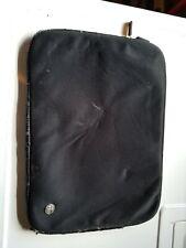 15 Inch Laptop Case Black Zipper. Free shipping.