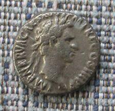 NERVA Roman silver denarius  clasped hands reverse