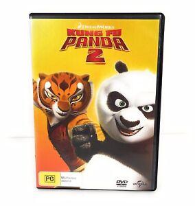 Kung Fu Panda 2 DVD Region 4 Free Postage