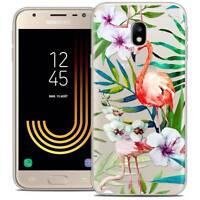 "Coque Crystal Gel Pour Samsung Galaxy J3 2017 J320 (5"") Extra Fine Souple Waterc"
