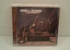 Theory of a Deadman - Say Goodbye (Promo CD Single, 2005, Roadrunner)