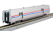 Kato N Scale Amtrak Viewliner II Baggage Car Phase III Heritage #61058 1560956
