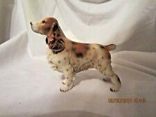 VINTAGE LEFTON COCKER SPANIEL DOG FIGURINE #H7328