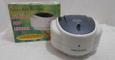 Infrared Sensor Automatic Soap Dispenser WF-039 White Home Industrial
