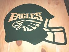 Eagles Football wall art helmet for Home Bar, Man Cave or Garage New & Custom