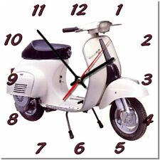 Sveglia da parete,orologio VESPA special white piaggio MDF wall clock,bar,pub
