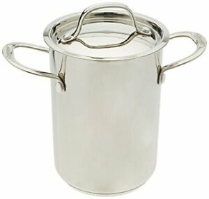 Cuisinart 773-20APW 3 Qt. Steaming Set (3 pc), Stainless Steel
