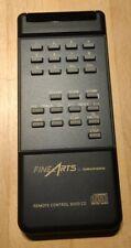 GRUNDIG Fine Arts 9000 CD RC System DPL M  Fernbedienung Remote Control