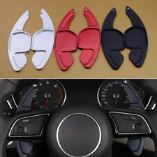 Steering Wheel Shift Paddle Shifter Trim Cover Fit for Audi A3 A4 A5 Q3 Q5 Q7