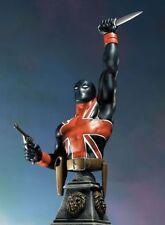 Bowen Designs UNION JACK mini bust~statue~Avengers~Submariner~Marvel~NIB