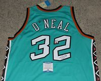 SHAQUILLE O'NEAL SIGNED 95-96 ALL STAR GAME JERSEY BECKETT COA SHAQ AUTHENTIC