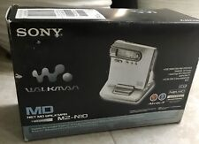 Sony net Md walkman