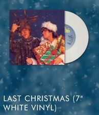 "Wham Last Christmas White Limited Edition 7"" Vinyl  ***SOLD OUT****"