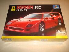 Altri modellini statici di veicoli per Ferrari Scala 1:24