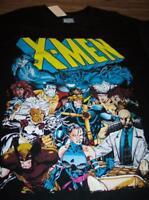 MARVEL COMICS X-MEN JIM LEE T-Shirt XL NEW Beast Storm Rogue Wolverine Cyclops