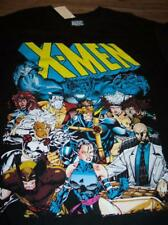 MARVEL COMICS X-MEN JIM LEE T-Shirt XL NEW Beast Storm Rogue Wolverine