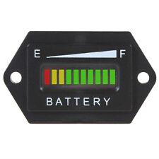 12V-24V batterie charge indicateur moniteur compteur jauge led affichage numérique