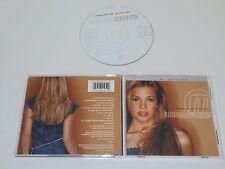 MANDY MOORE/I WANNA BE WITH YOU(EPIC EK 62195) CD ALBUM