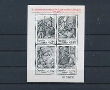 LM96926 Spain Don Quixote good sheet MNH