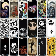 Nightmare Before Christmas Sally Jack case cover for iPhone 5 6 7 8 X XS Max XR