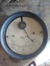 1900 Galvanometre de mesure physique a cadre mobile