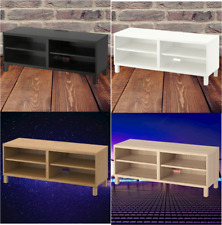 *New* BESTA TV bench with shelf and feet in 4 colors 120x40x48 cm BRAND IKEA