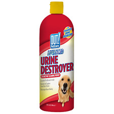 New listing Advanced Severe Pet Urine Destroyer, 32 Oz All Life Stages Stain & Odor Remover
