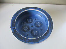 Studio Pottery Vintage Handarbeit Scarce Studio Bowl.Retro Design