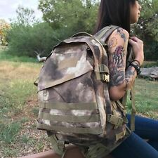 Outdoor 40L Molle Tactical 3D Backpack Rucksack Camping Hiking ATAC Color