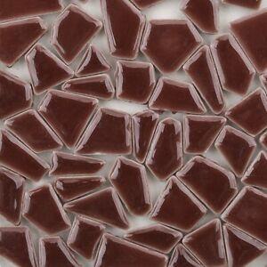 Ceramic Mosaic Tiles Tiny Irregular Porcelain Crafts Art Pieces Hobbies Material