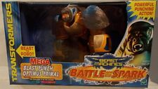 Transformers Beast Machines Mega Blast Punch Optimus Primal Prime Hasbro Wars