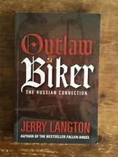 OUTLAW BIKER RUSSIAN CONNECTION CANADIAN IMPORT BOOK HELLS ANGELS 1%er