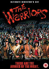 DVD:WARRIORS THE SPECIAL COLLECTORS EDITION - NEW Region 2 UK