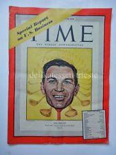 TIME january 10 1949 issue ORIGINAL Ben Hogan golf