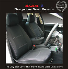 Superior Mazda 3 UV TREATED Front Waterproof Neoprene Perfect Fit Car Seat Cover