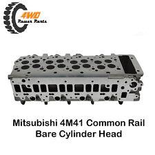 Mitsubishi 4M41 Common Rail Triton & Pajero New Bare Cylinder Head