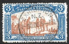 More details for new zealand 1906 3d christchurch, su exhibition cds. sg 372.