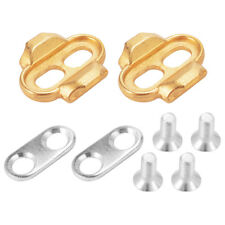 Rockbros Mountain Bike Premium Brass Cleats for Crank Brothers Eggbeater CS478