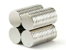 100PC N52 12mm X 1mm Super Strong Round Disc Magnets Rare Earth Neodymium magnet
